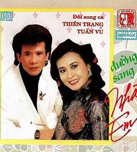 Tuấn Vũ – Thiên Trang – đường sang nhà em 1990