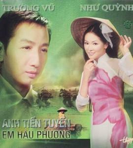 Trường Vũ – Như Quỳnh- Anh tiền tuyến em hậu phương