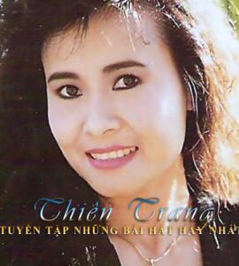 Thiên Trang – Hoa đào thương nhớ