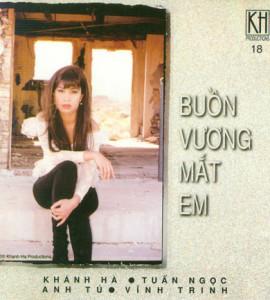 Khánh Hà – buồn vương mắt em