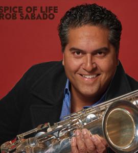 saxophone- spice of life rob sabado