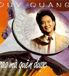 Duy Quang – Sao mà quên được