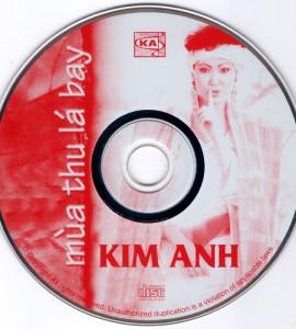 Kim Anh – Mùa thu lá bay