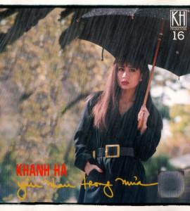 Khánh Hà – Yêu nhau trong mưa