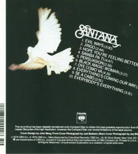 Santana- Greatest Hits