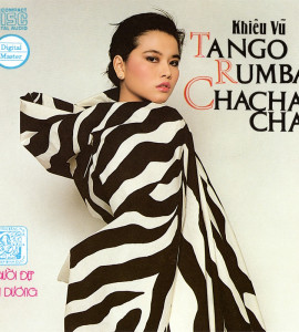 Khiêu vũ Tango-chahchacha-rumba