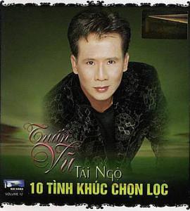 Tuấn Vũ – 10 Tình khúc chọn lọc 1990