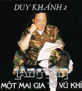 Duy Khánh – Một Mai Gĩa Từ Vũ Khí