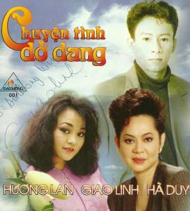 Giao Linh – Hương Lan – chuyện tình dang dở