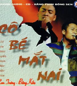 album Lam Trường – Bằng Kiều – cô bé mắt nai