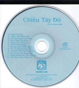Thanh Tuyền – Chiều Tây Đô