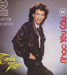 Tuấn vũ – nhạc yêu cầu 2 ( 1991)