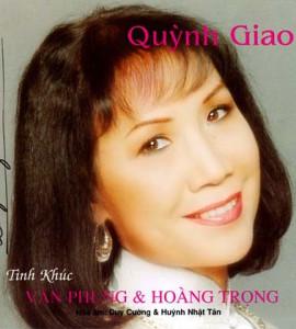 Quỳnh Giao – Tình khúc Văn Phụng & Hoàng Trọng