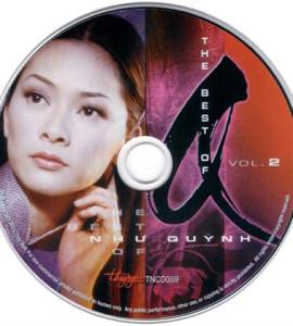 The best of Như Quỳnh – Đĩa 1