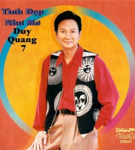 Duy Quang 7 – Tình đẹp như mơ