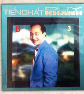 Tiếng hát Duy Khánh 3 (2cd)