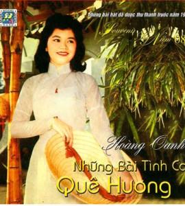 Hoàng Oanh – Những bài tình ca Quê hương