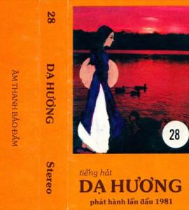 Tiếng hát Dạ Hương ( mặt 2 )