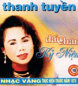 Thanh Tuyền – Dấu chân kỷ niệm