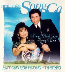 Trang Thanh Lan – Quang Bình – Hát cho quê hương và tình yêu