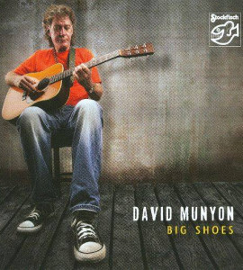 David Munyon – Big Shoes