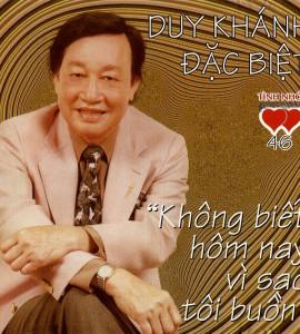 Duy Khánh – Không biết hôm nay vì sao tôi buồn
