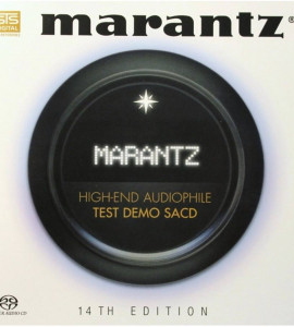 Marantz – High-End Audiophile Test Demo Sacd