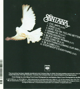 Santana- Greatest Hits