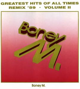 Boney M. – Greatest Hits Of All Times Remix' 89