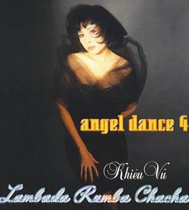 hòa tấu khiêu vũ lambada rumba chacha( angel dance 4)