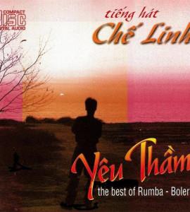 Tiếng hát Chế Linh- yêu thầm _The best of rumba-bolero