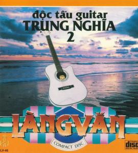 Độc tấu guitar Trung Nghĩa