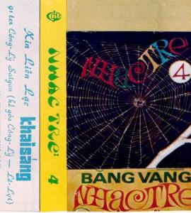 Nhạc trẻ 4 pre 75 ( cd 1)