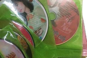 Đĩa cd phôi phono misubishi