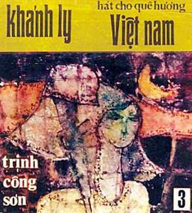 Hát cho quê hương Việt Nam/Khánh Ly /2cd  (pre 75)
