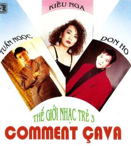 Thế giới nhạc trẻ 3 CommentCava (Giáng Ngọc CD)