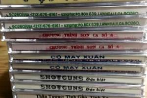 Bộ cd trước 75 tuyển chọn cho mùa giáng sinh và năm mới