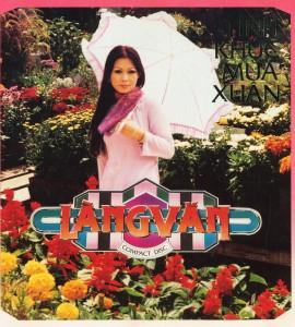 Tình khúc mùa xuân – Khánh Ly(LVCD)