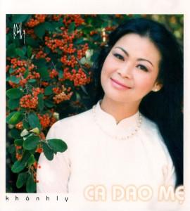Ca dao mẹ – Khánh Ly