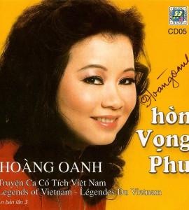 Hòn vọng phu – Hoàng Oanh cd5