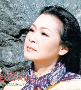 Ca khúc da vàng 4 – Khánh Ly