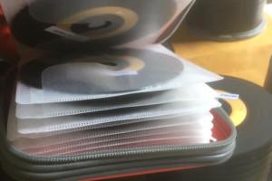 Box cd 40 cái cho xe ô tô