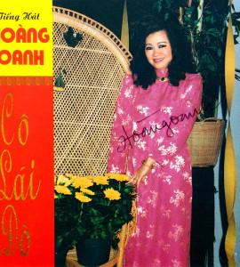 Hoàng Oanh – Cô lái đò