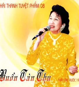 Thái Thanh tuyệt phẩm 8 – ca khúc tiền chiến