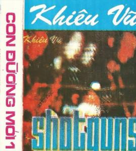 Shotguns – Khiêu vũ – con đường mới (2cd)