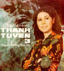 Băng nhạc Thanh Tuyền 3 – Thuyền không bến đỗ (2CD)