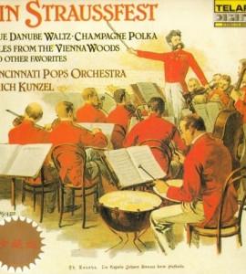 Ein Traussfest – Cincinnati Pops Orchestra ErichKunzel