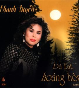 Thanh Tuyền – Đà Lạt hoàng hôn (LVCD200)