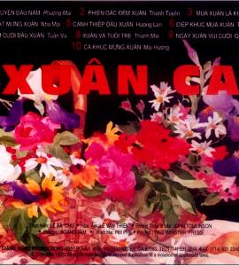 Xuân ca (Giáng Ngọc CD 170)
