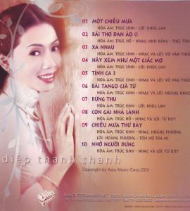 Diệp Thanh Thanh – Con gái nhà lành (asia160)
